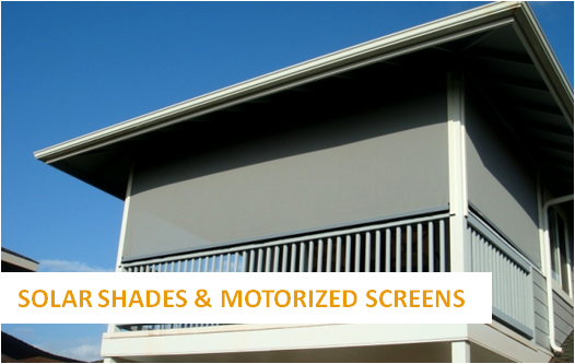 Screens awnings for Retractable screen solutions